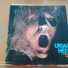 Discos de vinilo: URIAH HEEP VERY EAVY EVERY UMBLE LP SPAIN 1972 GATEFOLD. Lote 241255150