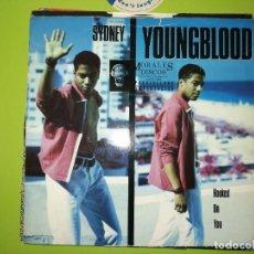 Discos de vinilo: DISCO VINILO. SYDNEY-YOUNGBLOOD. Lote 241275175