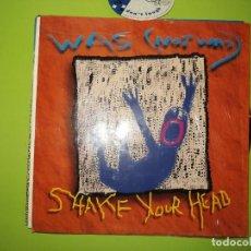 Discos de vinilo: LOTE 2 DISCOS. SOULD II SOULD-JOY Y WAS(NOT WAS)-SHAKE YOUR HEAD. Lote 241275635