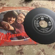 "Discos de vinilo: THE MONKEES, VINILO 7"" (LAST TRAIN TO CLARKSVILLE). Lote 241283525"