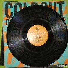 Discos de vinilo: DISCO DE VINILO. COLDCUT - DOCTORIN'THE HOUSE CCUT 2. SORRY, BUT THIS JUST ISN'T MUSIC. Lote 241320485