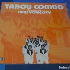 Discos de vinilo: EXPRO LP FUNK SOUL TABOU COMBO NEW YOR DEPETION VILLE 1974 VINILO BUEN ESTADO. Lote 241382940