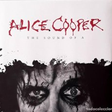 Discos de vinilo: ALICE COOPER THE SOUND OF A MAXI VINILO. Lote 241386140