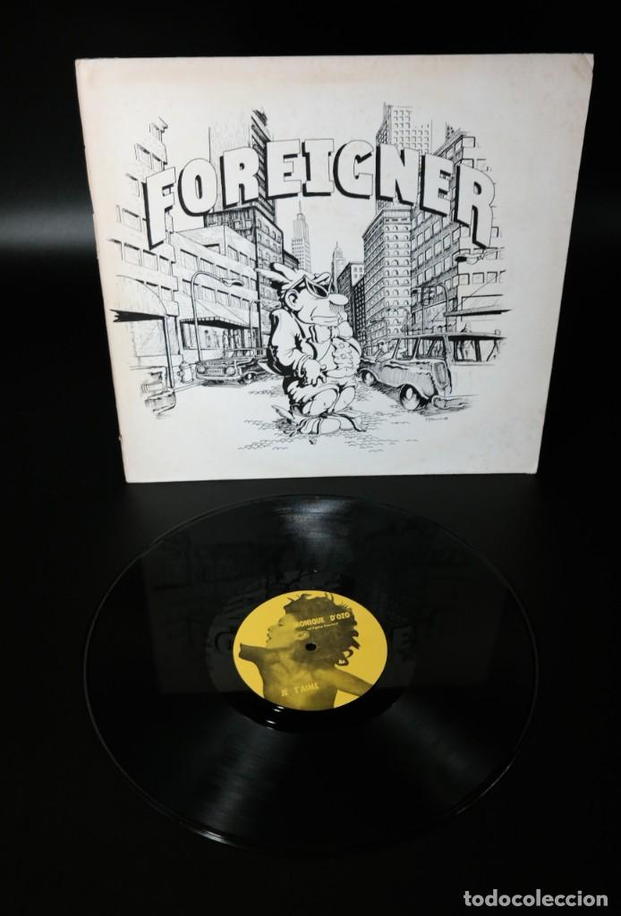 Discos de vinilo: Foreigner - First Time Around / Mega Rare Boot From The Concert In Boston 1977 - Foto 2 - 241428945