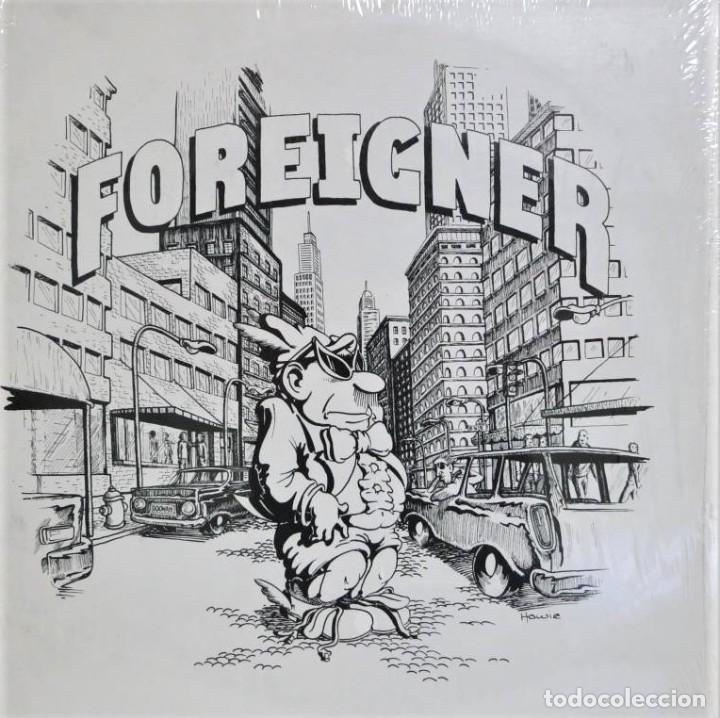 Discos de vinilo: Foreigner - First Time Around / Mega Rare Boot From The Concert In Boston 1977 - Foto 3 - 241428945