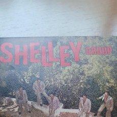 Discos de vinilo: SHELLEY GROUP - DAF 1972 FLEXI CON PORTADA. MUY RARO. SUNSHINE POP 70'S PROUMATIC LABEL. Lote 241434930