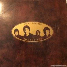 Discos de vinilo: BESTLES. LOVE SONG. ALBUM DOBLE PERO SÓLO CON EL DISCO 1. Lote 241440825