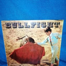 Discos de vinilo: LP BULLFIGHT. Lote 241452665