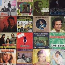"""Discos de vinilo: LOTE 25 DISCOS DE VINILO EP 7"""" EN ESPAÑOL MANOLO ESCOBAR JULIO IGLESIAS BRUNO LOMAS NINO BRAVO BOSE. Lote 241457755"""