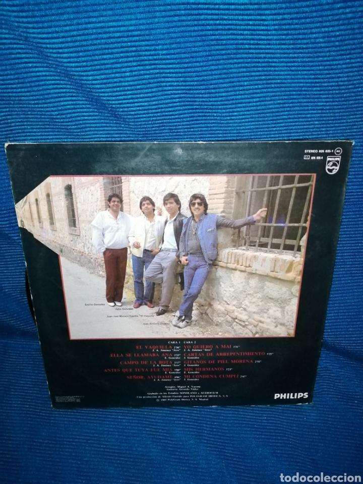 Discos de vinilo: LP LOS CHICHOS, YO EL VAQUILLA, BSO DE LA PELÍCULA, PHILLIPS - Foto 2 - 241467670
