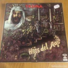 Disques de vinyle: TRIANA HIJOS DE AGOBIO LP ORIG 1977. Lote 241496655