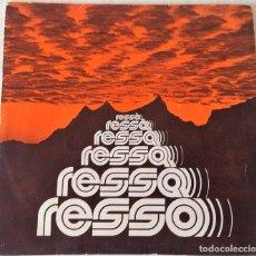 Discos de vinilo: RESSÒ - AUVI - 1978. Lote 241501535