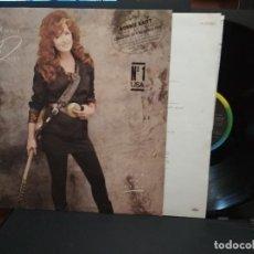 Discos de vinilo: BONNIE RAITT - NICK OF TIME - LP CAPITOL CON ENCARTE SPAIN 1990 PEPETO. Lote 241502760