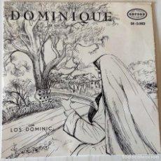 Discos de vinilo: LOS DOMINIC´S - DOMINIQUE ORFEON - 1964. Lote 241508325