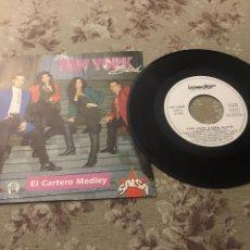 """Discos de vinilo: THE NEW YORK BAND VINILO 7"""". Lote 241517890"""