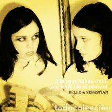 Discos de vinilo: BELLE AND SEBASTIAN -FOLD YOUR HANDS CHILD, YOU WALK LIKE A PEASANT-LP VINILO OFICIAL PRECINTADO. Lote 241525570