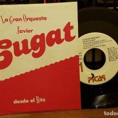 Discos de vinilo: LA GRAN ORQUESTA DE XAVIER CUGAT DESDE EL RITZ. Lote 241547140