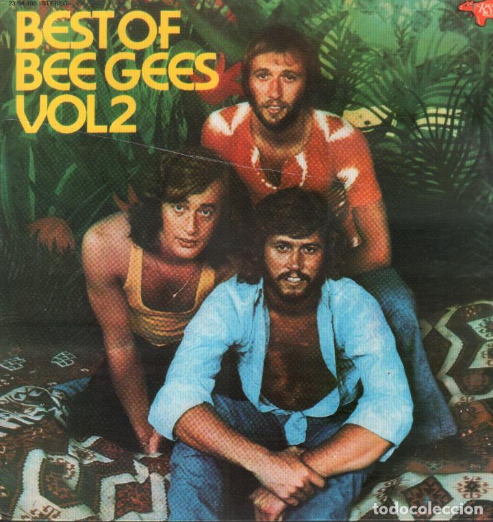 BEE GEES - BEST OF BEE GEES VOL. 2 / LP RSO DE 1973 / BUEN ESTADO RF-9153 (Música - Discos - LP Vinilo - Pop - Rock - Internacional de los 70)