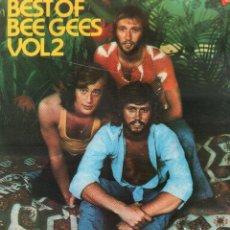 Discos de vinilo: BEE GEES - BEST OF BEE GEES VOL. 2 / LP RSO DE 1973 / BUEN ESTADO RF-9153. Lote 241658570