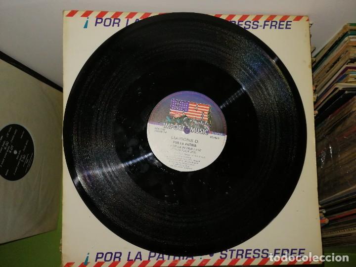 Discos de vinilo: DISCO VINILO. STRESS FREE-¡POR LA PATRIA! - Foto 2 - 241668780