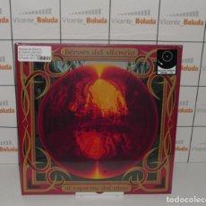 Disques de vinyle: HEROES DEL SILENCIO EL ESPÍRITU DEL VINO (CD + 2 LPS VINILO) NUEVO Y PRECIN ENVIÓ A ESPAÑA GRATIS. Lote 241681035