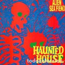 Discos de vinilo: ALIEN SEX FIEND - HAUNTED HOUSE ( MAXI SINGLE). Lote 241702580