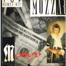 Discos de vinil: MOZZART - MONEY - MAXI SINGLE 1987 - ED. ESPAÑA. Lote 241702855
