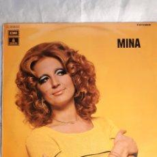 Discos de vinilo: LP MINA E PENSO A TE (NUEVO). Lote 241712605