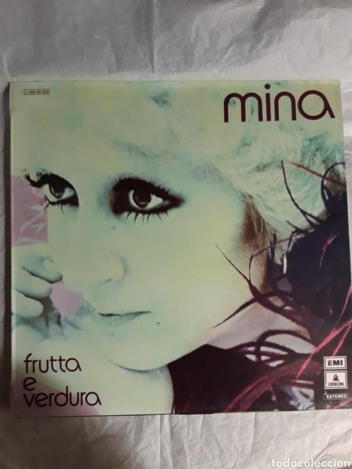 Discos de vinilo: 3 LP MINA CANZONISSIMA 68, FRUTTA E VERDURA, AMOR MIO - Foto 3 - 241714195