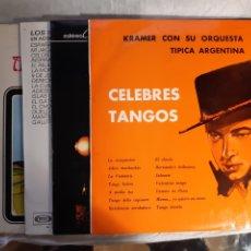 Discos de vinilo: 6 LP DE TANGOS. Lote 241717150