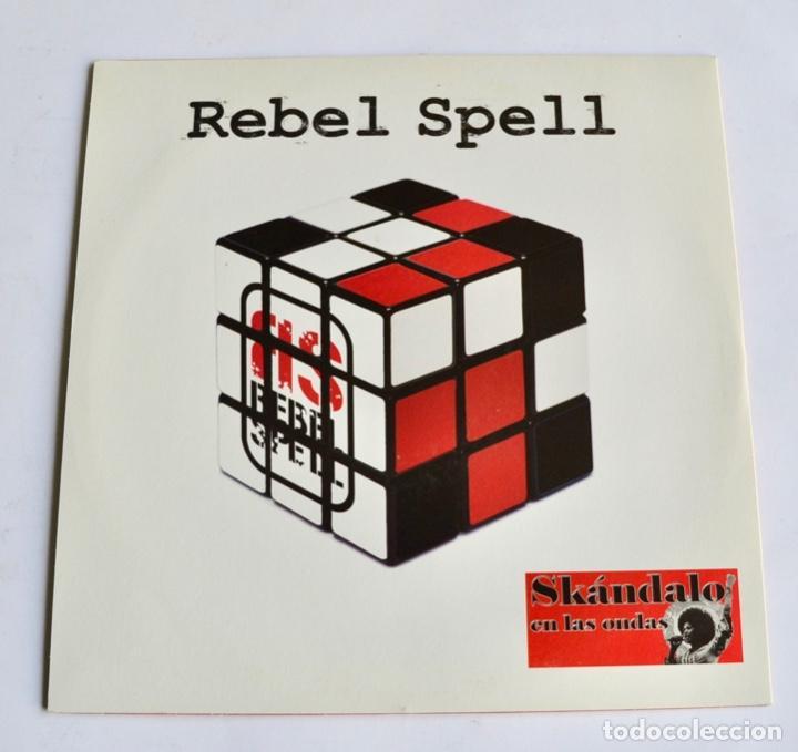 Discos de vinilo: The Magnetophones. Early Reggae. Sad Song. Housewife. Rebel Spell. Skándalo en las Ondas - Foto 2 - 241746715