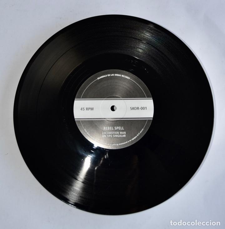 Discos de vinilo: The Magnetophones. Early Reggae. Sad Song. Housewife. Rebel Spell. Skándalo en las Ondas - Foto 5 - 241746715