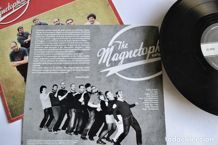 Discos de vinilo: The Magnetophones. Early Reggae. Sad Song. Housewife. Rebel Spell. Skándalo en las Ondas - Foto 7 - 241746715