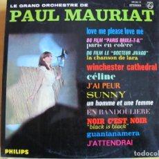 Disques de vinyle: LP - PAUL MAURIAT - LA GRAN ORQUESTA DE... (SPAIN, PHILIPS 1966). Lote 241757300