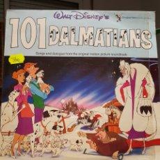 Discos de vinilo: B.S.O. 101 DALMATAS (101 DALMATIANS). Lote 241763895
