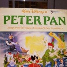 Discos de vinilo: B.S.O. PETER PAN. Lote 241768830