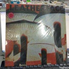 Discos de vinilo: LEATHERFACE LP MUSH PRECINTADO VINILO ROJO. Lote 241774275