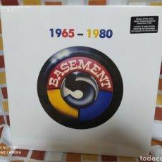 Discos de vinilo: BASEMENT 5–1965-1980 . LP VINILO PRECINTADO.. Lote 241775215