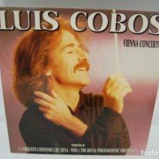 Discos de vinilo: LUIS COBOS, VIENA EN CONCIERTO.. Lote 241783810