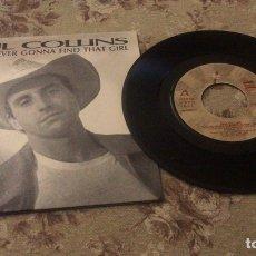 """Discos de vinilo: PAUL COLLINS VINILOS 7"""". Lote 241788505"""