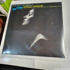 Disques de vinyle: PORTRAIT OF SHEILA - SHEILA JORDAN, NUEVO SIN ESTRENAR PRECINTO ORIGINAL.. Lote 241789190