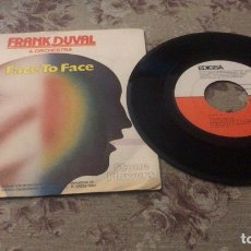 "Discos de vinilo: FRANK DUVAL VINILOS 7"". Lote 241789390"