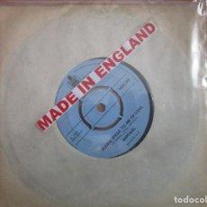 Discos de vinilo: RAPHAEL ( ENGLAND ) PLEASE SPEAK TO ME OF LOVE ( HABEMOS DEL AMOR EN INGLES ). Lote 241790535