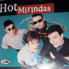 "Discos de vinilo: E.P. 7"" 45 RPM - HOT MIRINDAS - OUT OFF YOUR HEAD + 3 (ANIMAL RECORDS 1996). Lote 241792720"