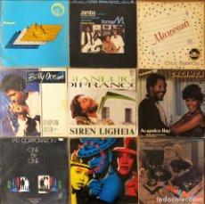 Discos de vinilo: LOTE 9 MAXI SINGLES VARIADOS, BONEY M, BILLY OCEAN. Lote 241793905