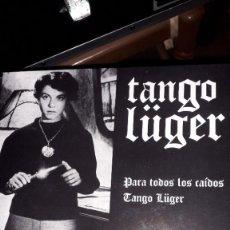 """Discos de vinilo: E.P. 7"""" 45 RPM SPLIT - TANGO LÜGER // CROMOSOMA 3 (2005). Lote 241794170"""