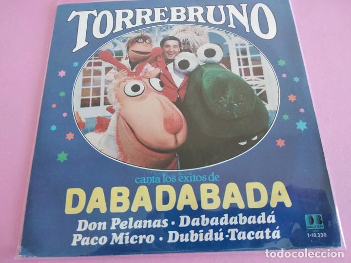TORREBRUNO / DON PELANAS / DABADABADA / PACO MICRO / DUBIDU-TACATA (EP DE 1983) (Música - Discos de Vinilo - EPs - Música Infantil)