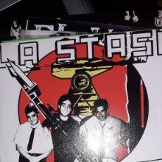 """Discos de vinilo: E.P. 7"""" 33 RPM - LA STASI - CON LA STASI NO FOLLAMOS +:5 (DISCOS REGRESIVOS 171/499). Lote 241795600"""