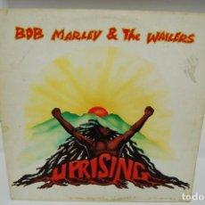 "Discos de vinilo: BOB MARLEY & THE WAILERS, ""UPRISING"". Lote 241801625"