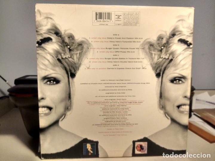 Discos de vinilo: DOBLE MAXI BLONDIE : UNION CITY BLUE ( 7 TRACKS ) - Foto 4 - 42421015